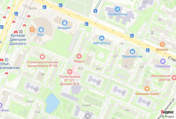 продажа квартир БЭСТ-квартиры в Северном Бутово