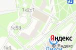 Схема проезда до компании Инженерная служба района Северное Бутово в Москве