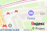 Схема проезда до компании Оценка и закон в Москве