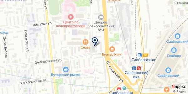 Нефрит на карте Москве