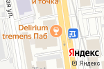 Схема проезда до компании Сухой закон в Москве