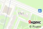 Схема проезда до компании Студия маникюра в Москве