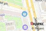 Схема проезда до компании GANT в Москве