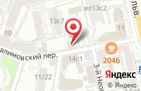 Схема проезда до компании Редакция Журнала «Наше Наследие» в Москве