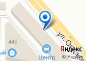 Автощит на карте