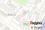 Схема проезда до компании Адвокат Романовский С.А в Москве