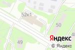 Схема проезда до компании Emotions в Москве