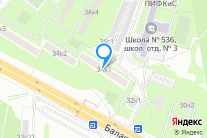 Трехкомнатная квартира в Москве м. Севастопольская, Балаклавский проспект, 34к1