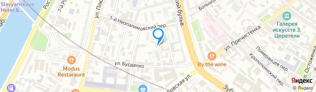 переулок Неопалимовский 2-й