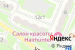 Схема проезда до компании Алфавит в Москве