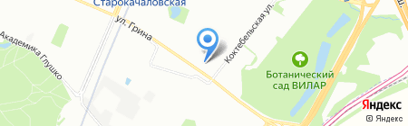 Шоколадный мастер на карте Москвы