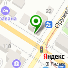 Местоположение компании Градпроект