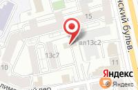 Схема проезда до компании Орион в Москве