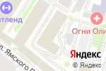 Схема проезда до компании Феретти Рус в Москве