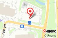 Схема проезда до компании Принтюнит в Москве