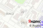 Схема проезда до компании РЕНТАВИК в Москве