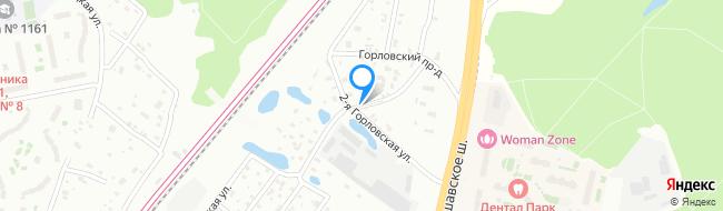 улица Горловская 1-я