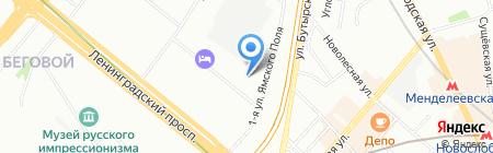 Стандарт Права на карте Москвы