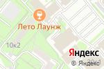 Схема проезда до компании Смарт в Москве