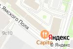 Схема проезда до компании Технид в Москве