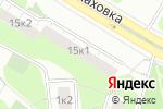 Схема проезда до компании ЦЕНТР КОММЕРЧЕСКОЙ И ЖИЛОЙ НЕДВИЖИМОСТИ в Москве