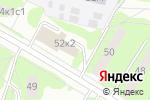 Схема проезда до компании Эдван Фарм в Москве