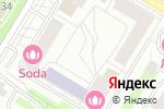Схема проезда до компании ККТ-ОСА в Москве