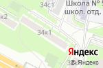 Схема проезда до компании Moscow Tours в Москве