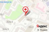 Схема проезда до компании Институт Центрспецпроект в Москве