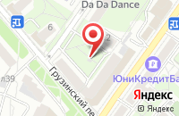 Схема проезда до компании Трэйдкарго в Москве