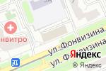 Схема проезда до компании Paterra в Москве