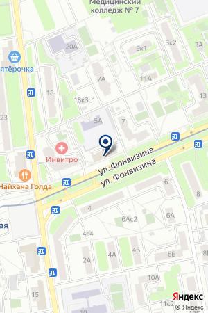 ТОРГОВАЯ КОМПАНИЯ АСД-ИМЭКС на карте Москвы