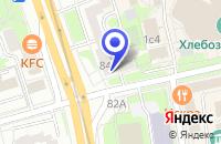 Схема проезда до компании ОБУВНОЙ МАГАЗИН ЛУЧБЕЛОБУВЬ в Москве