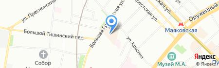 A.v.e на карте Москвы