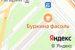 Схема проезда до компании АББА Недвижимость и Право в Москве