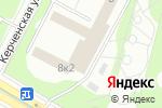 Схема проезда до компании Психоневрологический интернат №18 в Москве