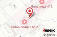 Схема проезда до компании Поликлиника в Подольске