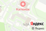Схема проезда до компании САЛЮТ в Москве