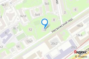 Сдается однокомнатная квартира в Москве м. Фрунзенская, Несвижский переулок, 10