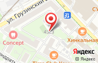 Схема проезда до компании Главная Редакция Изданий Повышенного Спроса «Внешторгиздат» в Москве