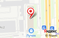 Схема проезда до компании Прору в Москве