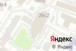 Схема проезда до компании Мосреалстрой в Москве