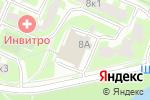 Схема проезда до компании Бутово в Москве