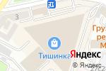 Схема проезда до компании Люкс партнер в Москве