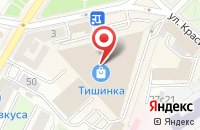 Схема проезда до компании Кристалл-М в Москве
