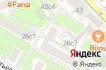 Схема проезда до компании Toy.ru в Москве