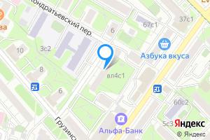 Сдается комната в двухкомнатной квартире в Москве Большой Кондратьевский пер., 4с1