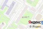 Схема проезда до компании Средняя общеобразовательная школа №1240 с углубленным изучением иностранных языков в Москве