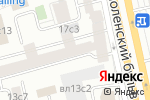 Схема проезда до компании Валлау в Москве