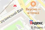 Схема проезда до компании Take your coffee в Москве